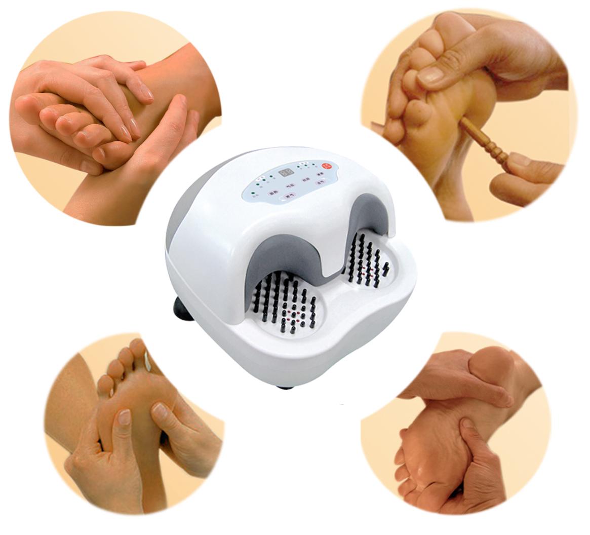 Массажер для ног электрический своими руками