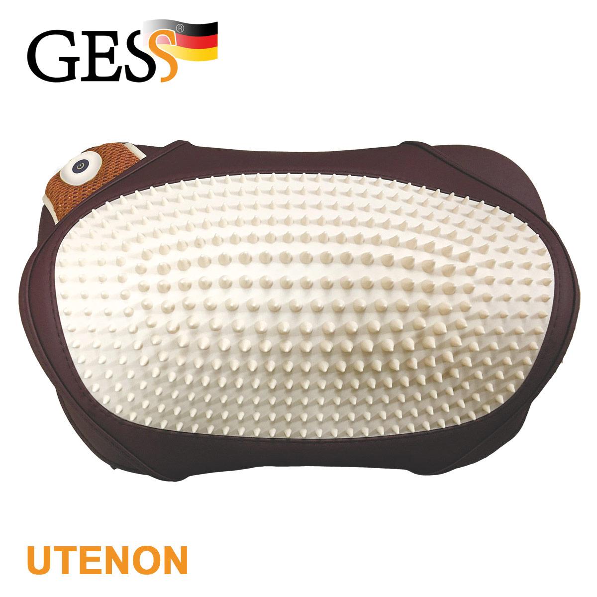 Массажная подушка Gess uTenon
