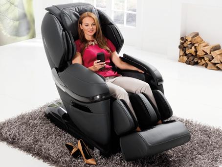 Массажное кресло SkyLiner Casada